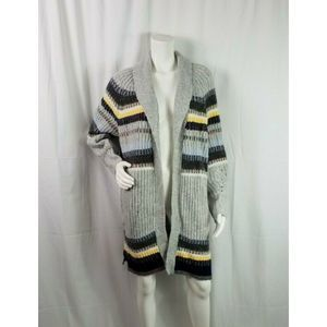 Caslon Sweater Size 4X Cardigan Open Front Stretch